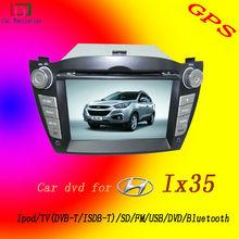 2013 new high quality 7 inch car dvd headrest for hyundai ix35