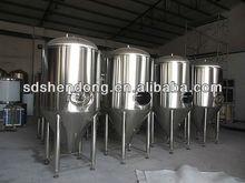 1000L stainless steel beer fermentation tanks, beer fermenting equipment
