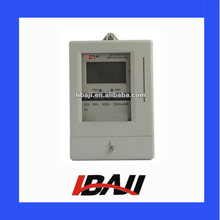 Libaiji DDSY single phase prepaid electric energy meter with good quality