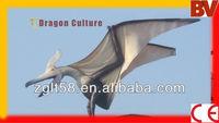 Animatronic fly animal dinosaur big birds