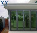 Eficiência de energia bi fold portas dobráveis, com estilo moderno com as2047 certificado como/nzs2208