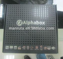 Alphabox/openbox X5 Pro HD Sunplus 1512 A,Support 3G IPTV recevier