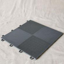 Lock silicone honeycomb mat basketball