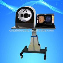skin analyzer magnifier
