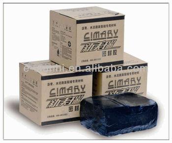 FR-I rubberized hot melt blacktop driveway sealant