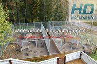 fence dog kennels/dog yard/sweden dog cage