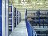 warehouse steel attic shelving / mezzanine floor