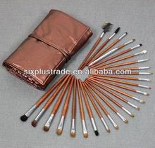 32 pcs brown wholesale oem hair brushes