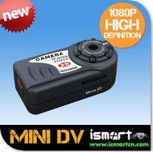 1080P HD Mini Hidden Thumb DV DVR Spy Camera Camcorder Cam night vision SMT8000