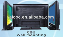 37inch ultra thin Wall mounted VGA Android smart tv hdmi built in PC