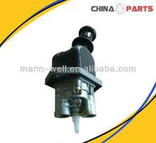 Shacman F3000,F2000,Sino Truck,Howo,Man Truck hand brake,brake system,WABCO,truck parts-hand brake 9617230160