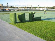 Floor mat wires for grass cutting vinyl