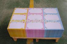 printing cartoon writing board steel sheet