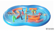 Inflatable swimming pool games for kids,inflatable palm tree swimming pool toys