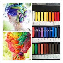 Temporary No-toxic 24 Color Hair Coloring Pen/Magic Hair Chalk