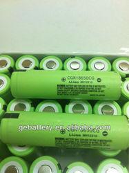 original package Panasonnic 18650 2250mAh battery