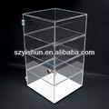 personalizado de fabricação do armário de acrílico display de acrílico grande armários