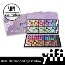 Rose 100 branded eyeshadow palettes eyeshadow palette manufacturers