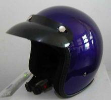 Racing helmet open face supply colorful motorcycle helmet