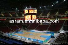 Perimeter stadium LED Displays perimeter Advertising Boards perimeter sport led display,outdoor full color P20 basketball led