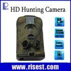 Battery Charged Mini HD Waterproof Scouting Camera Trail Hunting Camo Camera