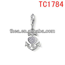TC1784 faith,love,hope style design pendant&charm fashion jewelry
