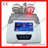 Best 3 probes ultrasonic cavitation radio frequency machine