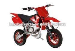 CE 50cc powerful mini child dirt bike