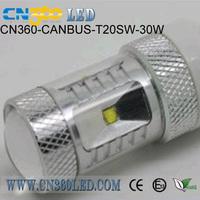 Auto CANBUS high power led 30w light T20/1156/1157/3156/3137/h4/h7/h9/h10/h11/9006/h16