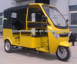 150CC passenger 3 wheel motor tricycle