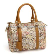 Floral Bag Ladies Fashion Handbags Wholesale