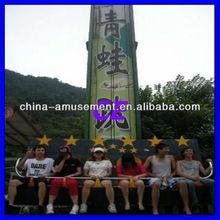 2012 best seller fun game theme park amusement frog jumping