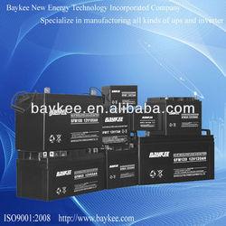 Baykee maintance free sealed lead acid volta batteries pakistan
