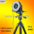 miniatura led luces de la cámara para la fotografía de los modelos de tiro