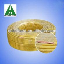 single flex electrical cable