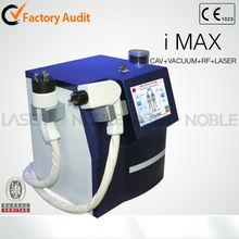 2013 New beauty salon machine body shaping &Anti-aging Tripolar vacuum cavitation machine