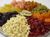 Chinese dried fruits, raisin, Turpan Raisin