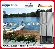 decorative aluminum railing parts for pool fence