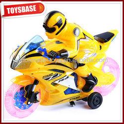Mini rc motorcycle