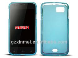 cheap TPU non skid matt cell phone case for gionee GN181