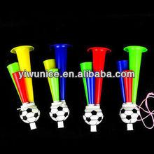 Plastic vuvuzela soccer Football Fan Horn