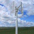 300w a 10kw de levitación magnética vertical de la turbina de viento