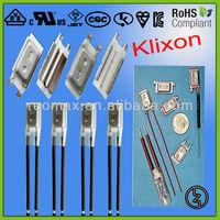 Klixon motor thermal switch