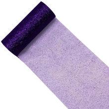 2013 Hot Sale 100% Nylon Tulle Mesh Fabric For Purple Short Tulle Prom Dress