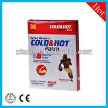 heat pain relief plaster