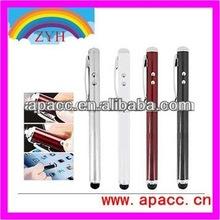 laser pointer led light stylus touch pen