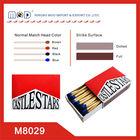 safety wood match wholesale-fire starter match branding in bulk