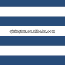 navy blue and white stripe fabric for swimwear
