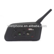4 way walkie talkie helmet