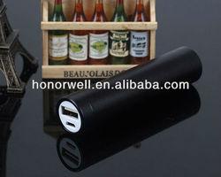 BLACK MOBILE POWER BANK FOR ALL PHONES 2200mAh HW-PB-007(BLACK)